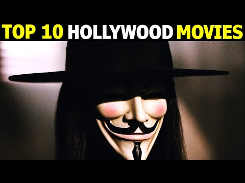 Top 10 Hollywood Movies You Should Watch Before You Die |On Netflix Amazon Prime in Hindi or English
