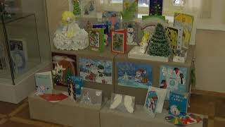 В столице открылась праздничная выставка ко Дню Святого Николая