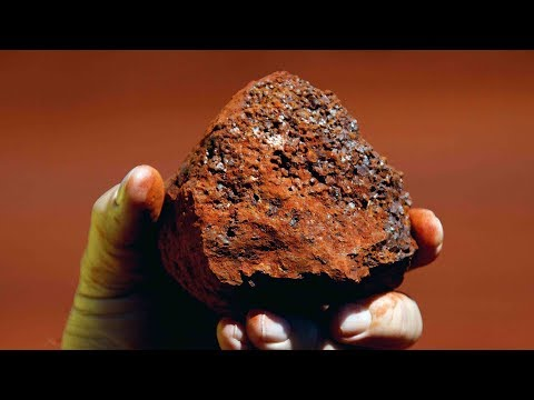Australia Iron Ore Price Drops By A Fifth Amid Fears Of Trade War