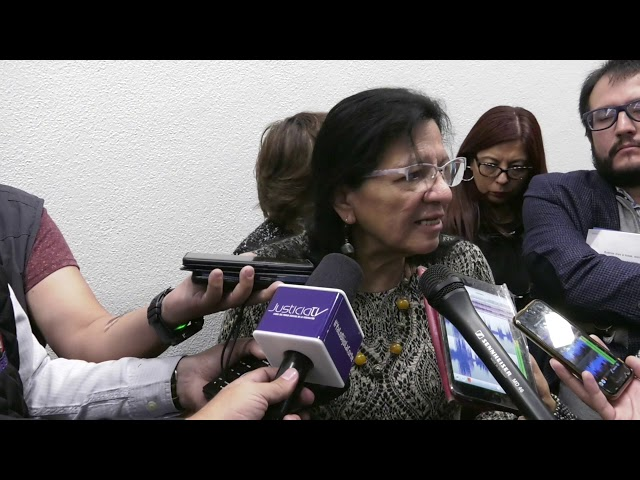 Entrevista a Presidenta de CDHCM, tras presentar Recomendación 19/2019