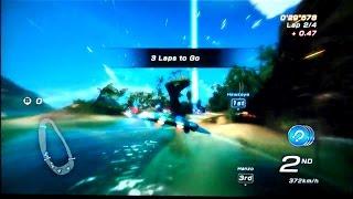 Fatal Inertia Xbox 360 Gameplay