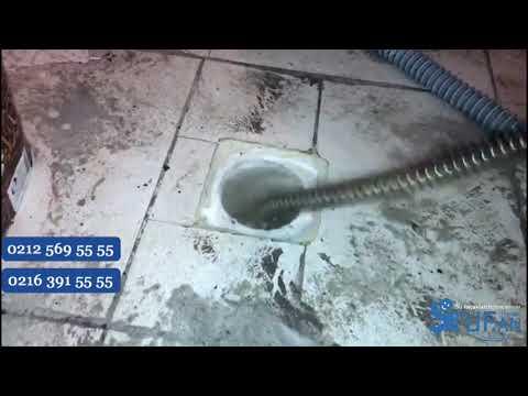 Duşakabin Banyo Gideri Tıkanıklığı Açma