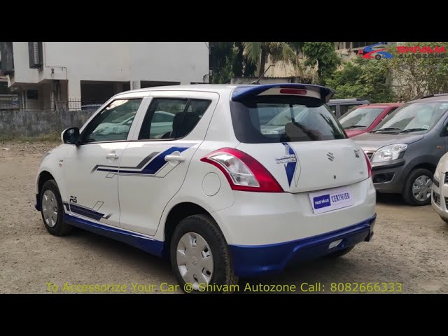 Second hand Used Car Swift with Accessories under Rs.2 lakhs