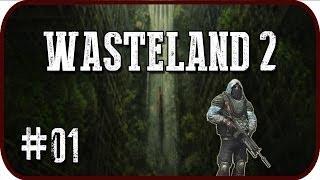 Wasteland 2 [HD] #01 - Gameplay/Lets play [deutsch/german] - Der Anfang!