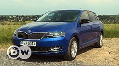 Raumwunder: Skoda Rapid Spaceback | DW Deutsch
