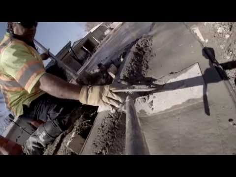 On The Job - Concrete Repair - Austin Public Works