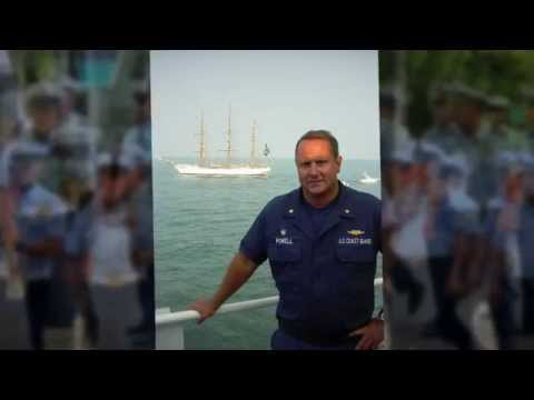 Tony's Journey in the US Coast Guard