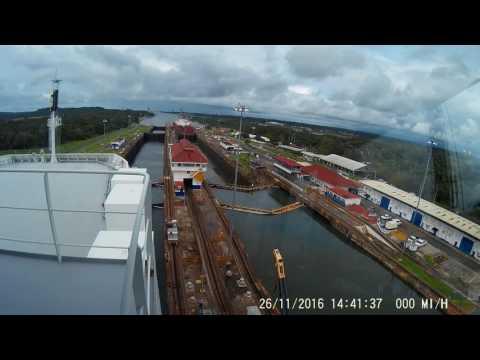 Gatun Lake Transit...Panama Canal