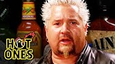 Guy Fieri Becomes the Mayor of Spicy WingsHot Ones