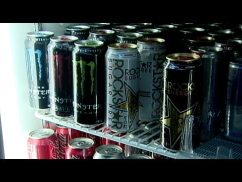 Mother in Dispute with Energy Drink Company