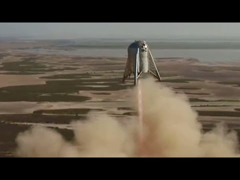 Watch SpaceX fly a prototype of its Starship rocket to its highest ...