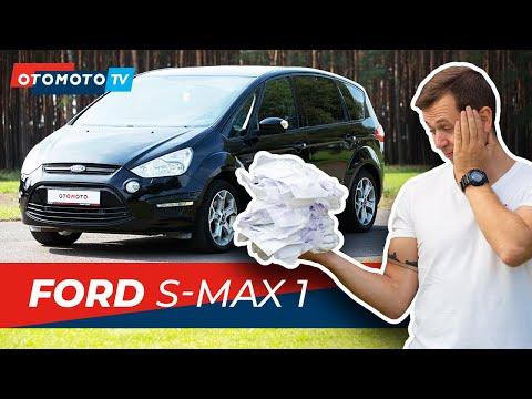 FORD S-MAX I - Z Myślą O Bombelkach | Test OTOMOTO TV