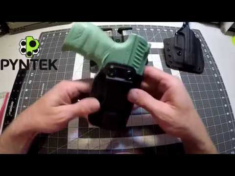 Walther CCP Kydex holsters by Pyntek
