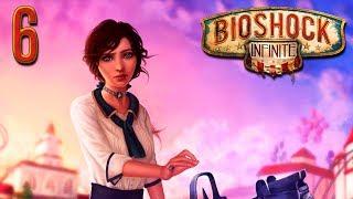 BioShock: Infinite [60FPS] прохождение на геймпаде часть 6 Побег с острова Монументов