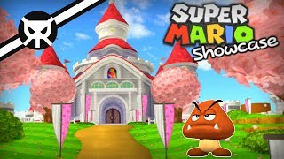 MARIO IN ROBLOX?! ▼ Super Mario Showcase ▼