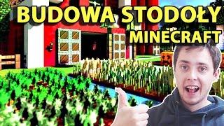 Minecraft Po Polsku Survival na Modach | BUDOWA STODOŁY