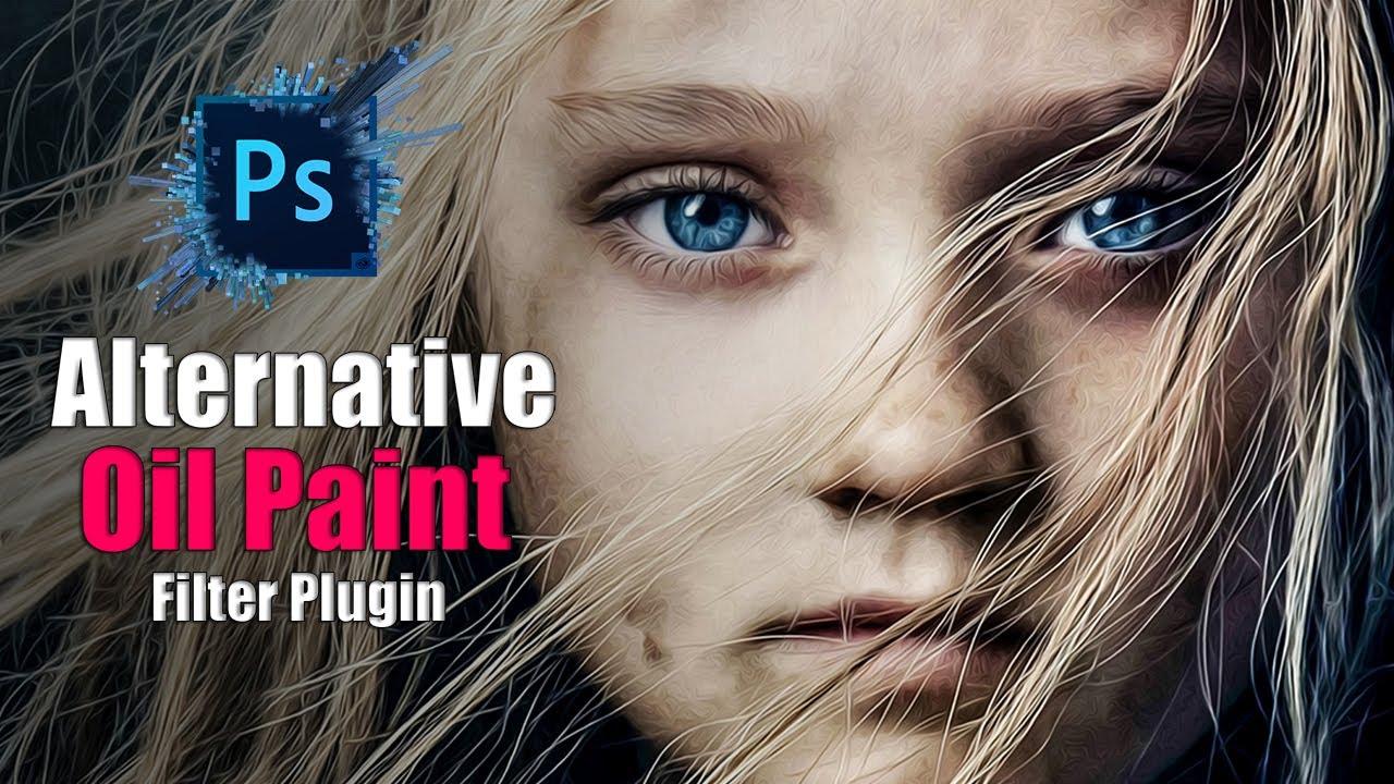 Adobe photoshop cs5 oil paint plugin