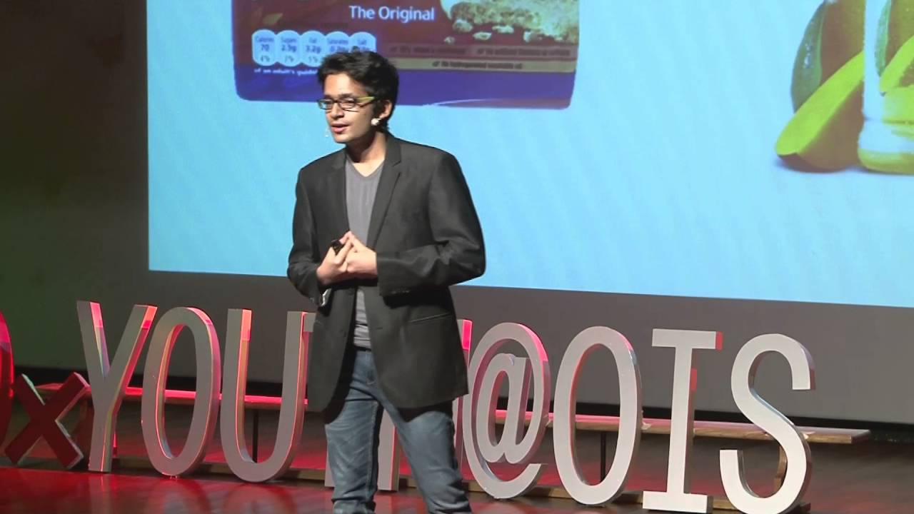 Lie And Lie Till You Succeed Akshay Agarwal Tedxyouth Ois