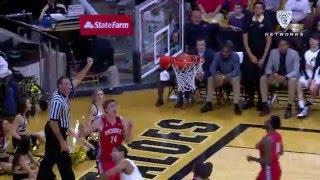 Recap: Big second half propels Colorado men's basketball past Nicholls