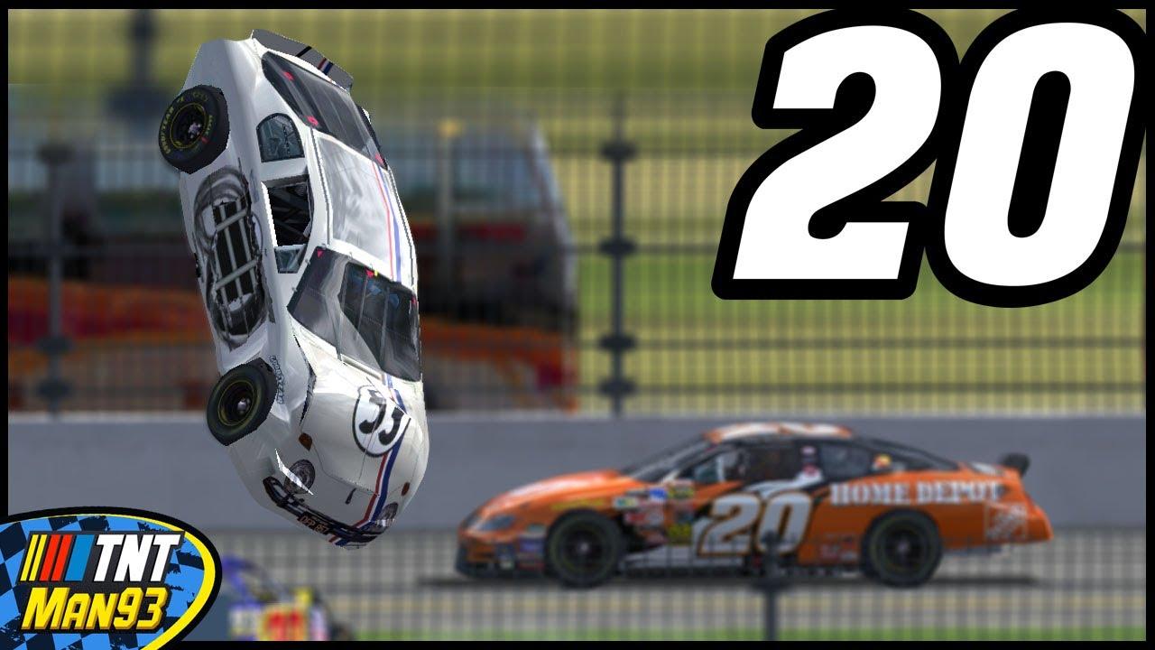 Charming Idiots Of NASCAR: Vol. 20   YouTube