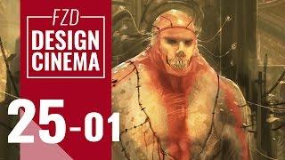 Design Cinema – EP 25 - Frankenstein Part 01