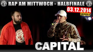 RAP AM MITTWOCH: 03.12.14 BattleMania Halbfinale (3/4) GERMAN BATTLE