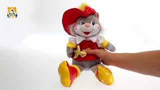 """""""Мульти-Пульти"""". Мягкая игрушка """"Кот в сапогах"""", 28 см (114113)"""