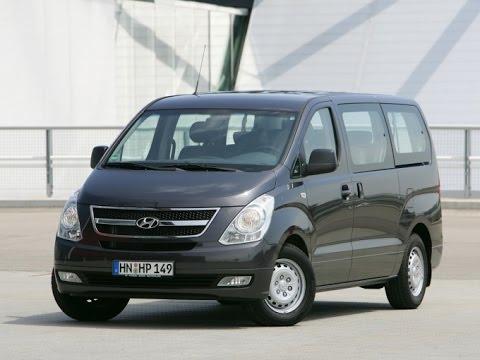 Тест драйв Hyundai H1