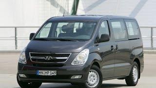 Тест драйв Hyundai H1 смотреть
