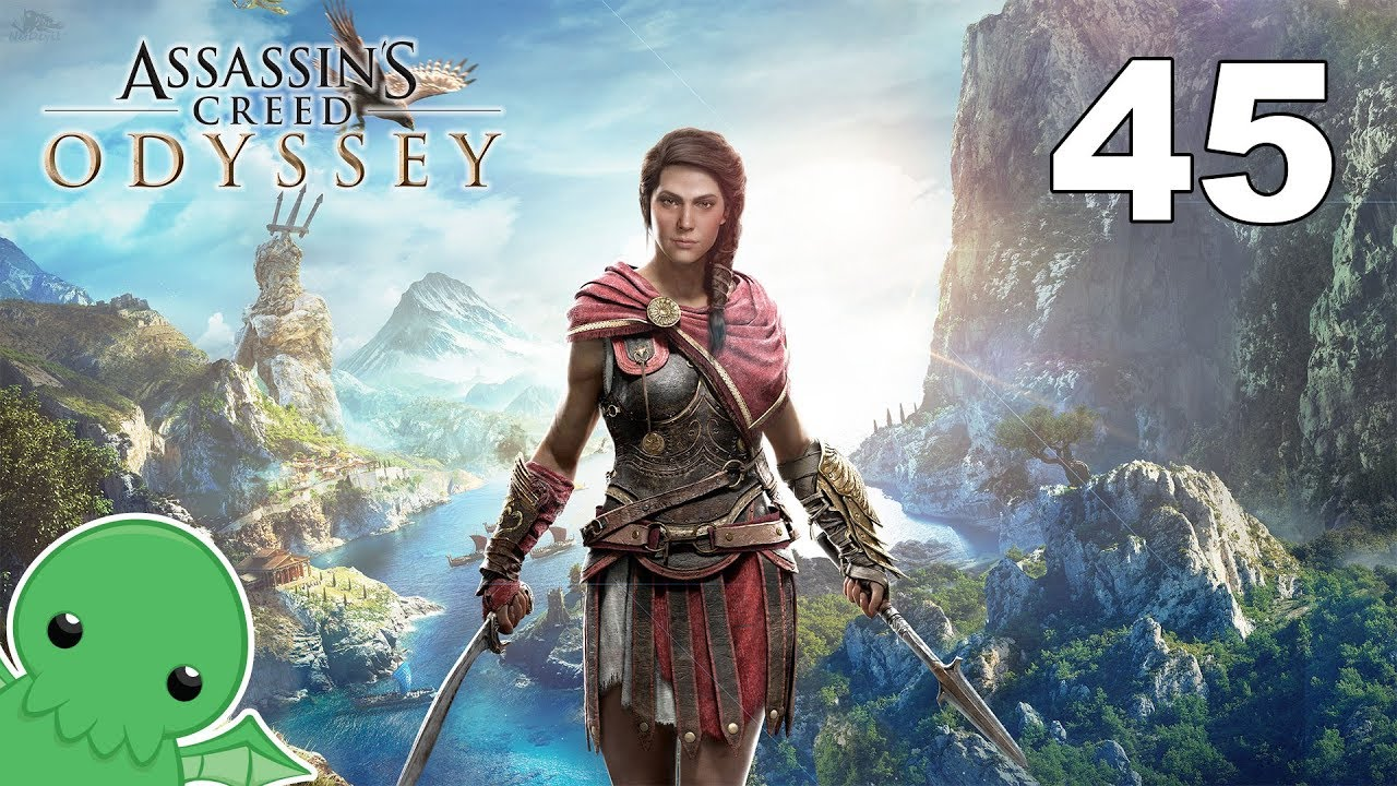 Cradle Of Degeneracy Part 45 Assassin S Creed Odyssey