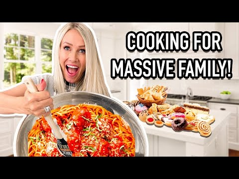 Download MEAL PLANNiNG and PREP FOR LARGE FAMiLY!   MOM of 16 KiDS!