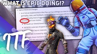 Fortnite REVERTS Changements? Nouveau pack Dela Legends ! (Fortnite Battle Royale)