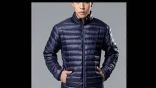 How to make ultralight down jacket