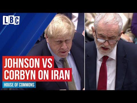Boris Johnson vs