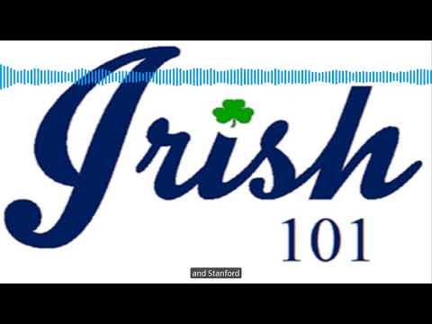 Irish 101 - Tuesday, July 24, 2018