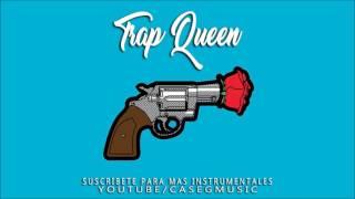 Base de rap  - trap queen  - hip hop beat instrumental 2017