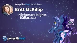 Britt McKillip Interview