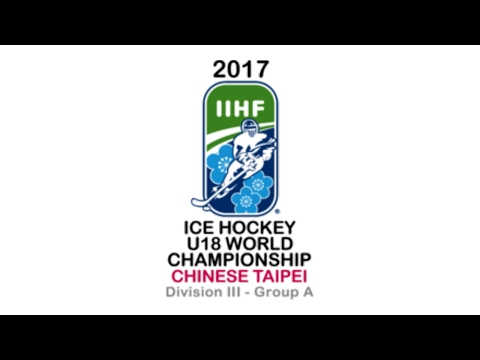 2017 IIHF Ice Hockey U18 World Championship Div. III Gr. A - 14 - Bulgaria vs. New Zealand