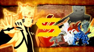 Naruto Shippuden : Ultimate Ninja Storm 3 - How To Get An S Rank In The Last Battle