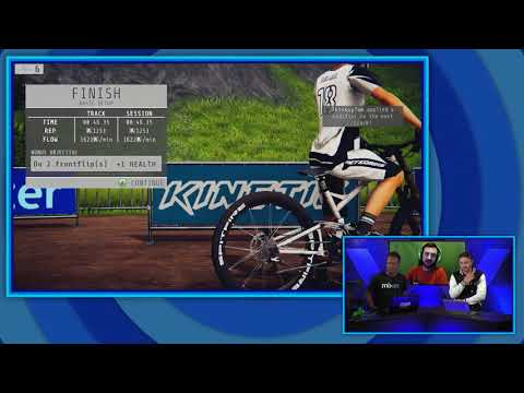 Interview w/ Descenders Developer Mike Rose - Tips and Tricks
