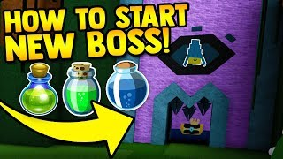 HOW TO START THE NEW BOSS!! | Build a boat for Treasure ROBLOX