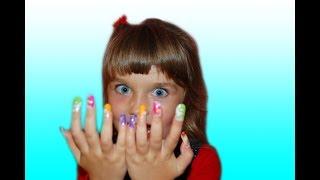 як зробити макіяж відео дитини
