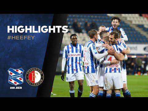 Heerenveen Feyenoord Goals And Highlights