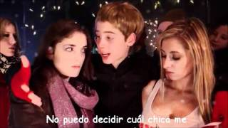 Parodia Mistletoe - Justin Bieber (The Key of Awesome) subtitulada en español