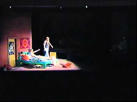 Schlafzimmergäste 29.9.2004 Premiere Theater TRIBÜNE Berlin