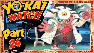 In Yo-Kai Watch Part 24, Abdallah goes into surgery within the Noct...