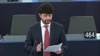 Intervento in aula di Brando Benifei sul Fondo sociale europeo plus (FSE+)