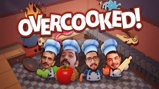 [FiNAL] BASTIR ŞEF !! | Overcooked 2