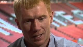 Paul Scholes Extended Interview BBC Archive
