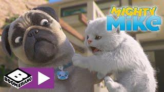 Mighty Mike   Evil Cat    Boomerang UK 🇬🇧